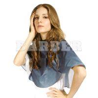 HAIRMASTER артикул: 890891 BLU HairMaster Пелерина для укладки Голубая