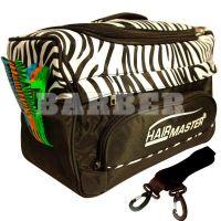 HAIRMASTER артикул: 890714 HairMaster  кейс-сумка для инструмента Zebra