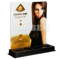 """BABYLISSPRO артикул: 84201DPE + 84201DHE Babyliss Promo дисплей для комплекту продукції """"Арганова олія"""""""