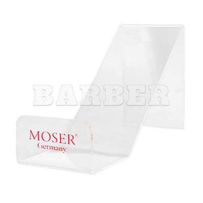 MOSER подставка торговая для машинок с логотипом MOSER