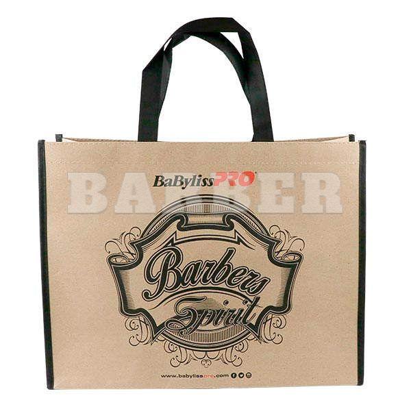 BabylissPro  PROMO сумка бумажная Barber Spirit