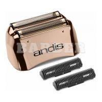 ANDIS артикул: AN 17230 Andis бреющая головка и 2 ножа для шейвера PROFOIL COOPER